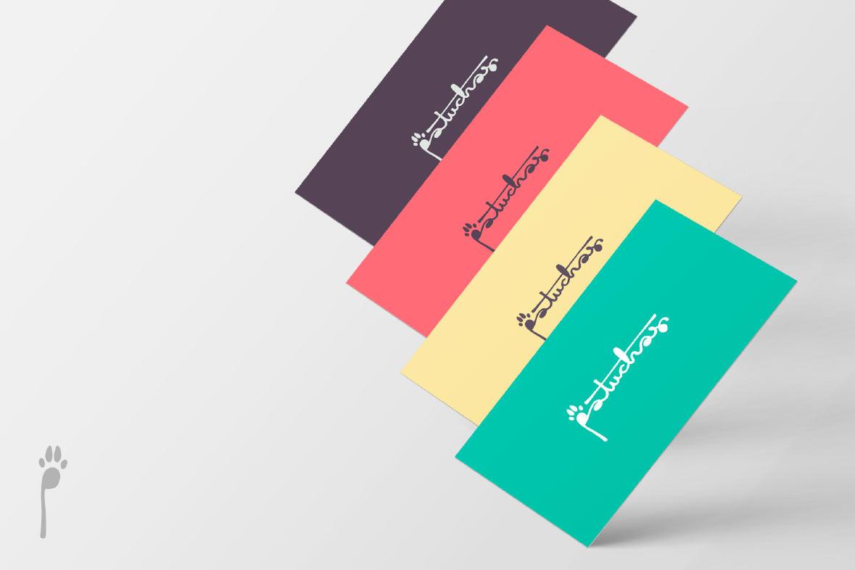 tarjetas de visita con identidad corporativa